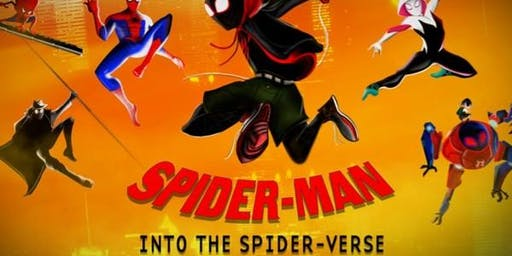 Family Movie Night: Spider-Man: Into the Spider-Verse