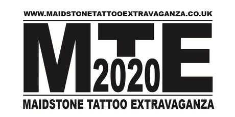 Maidstone Tattoo Extravaganza 2020 tickets