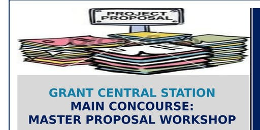 Grant Central Station                       Main Concourse/Master Proposal