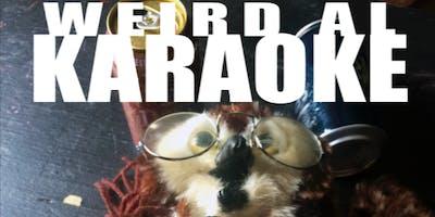Weird Al Karaoke May 25