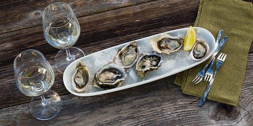 Oyster & Sauvignon Blanc Pairing Seminar