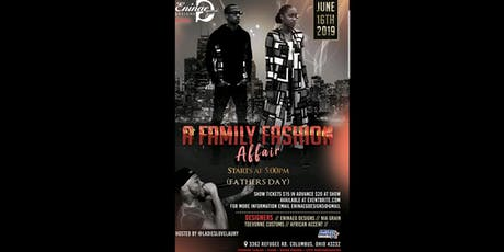 A Family Fashion Affair tickets