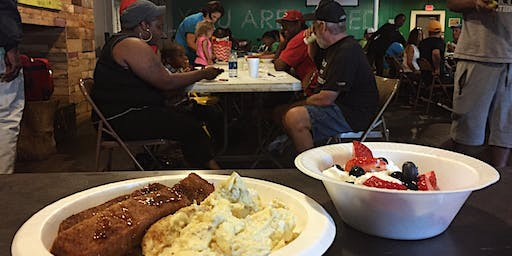 June Breakfast at The Lovewell