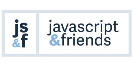 JavaScript and Friends Conference tickets