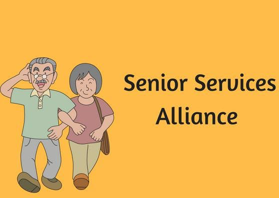 Senior Services Alliance Breakfast October 2019