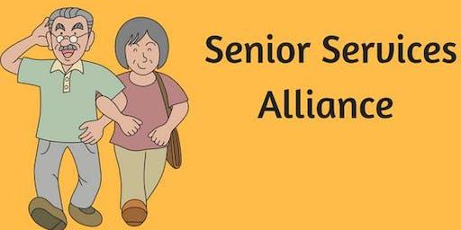 Senior Services Alliance Breakfast, October 2019