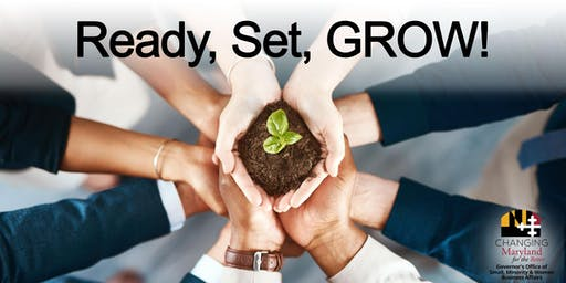 Ready, Set, GROW! Access to Capital Forum