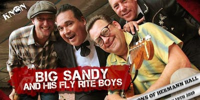 Big Sandy and the Fly Rite Boys