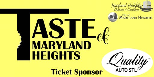 Taste of Maryland Heights
