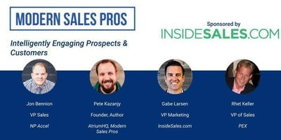 Modern Sales Pros Digital Salon - Intelligently Engaging Prospects & Customers