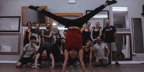 Handstand Workshop Brighton (Suitable for Beginners) tickets