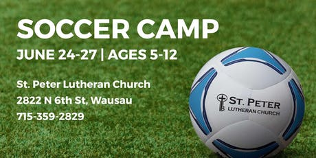 St. Peter Soccer Camp – Wausau Campus tickets
