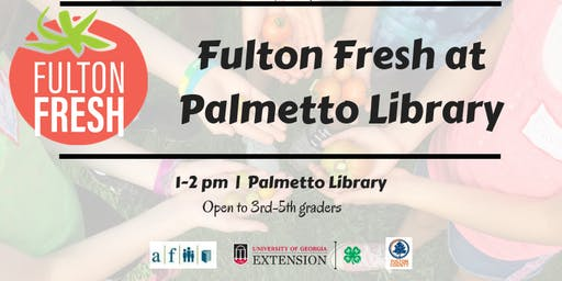 Palmetto Library : Fulton Fresh
