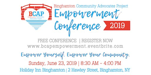 Binghamton Community Advocates Project  Empowerment Conference