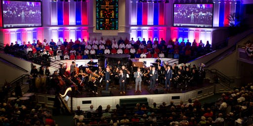 Songs of Allegiance (Veritas/Rockwall Philharmonic/FBC Worship Choir)