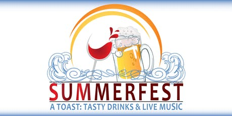 Summerfest '19 tickets