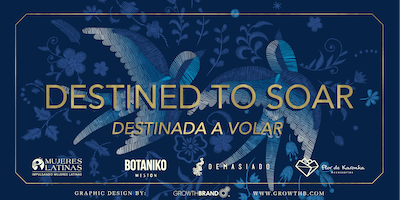 """DESTINED TO SOAR"" COCKTAIL"