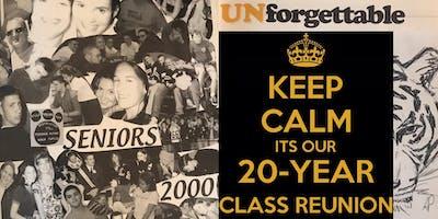 LHS CLASS OF 2000 {20 Year Reunion}