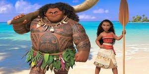 Moana Movie & Meet and Greet with Princess Moana