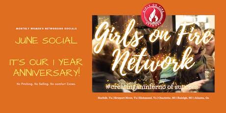 RICHMOND, VA Girls on Fire - June tickets