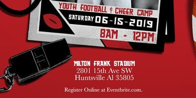 6th Annual Youth Football & Cheer Camp