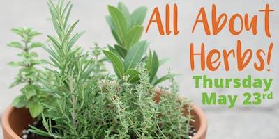 Herb Planting Class