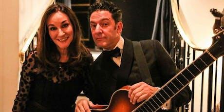 John Pizzarelli and Jessica Molaskey Duo tickets
