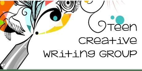 Teen Creative Writing Group tickets