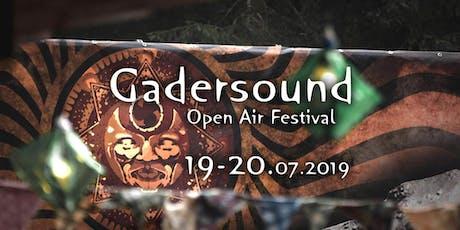 Gadersound Open Air Festival Tickets