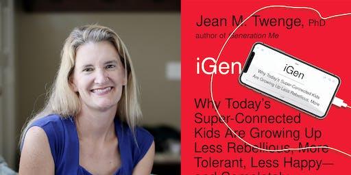 iGen:  Understanding the Smartphone Generation