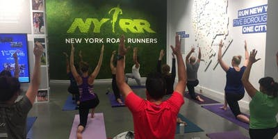 RUNHealthy: Thursday Evening Yoga