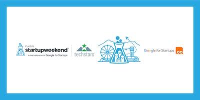 Techstars Startup Weekend Puebla 05/19
