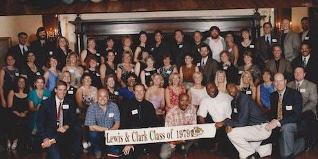 Lewis & Clark High School Class of 1979 - 40 year reunion tickets