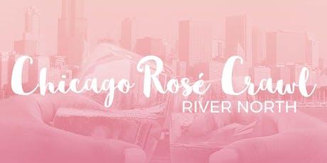 Chicago Rosé Crawl - A River North Rosé Bar Crawl tickets