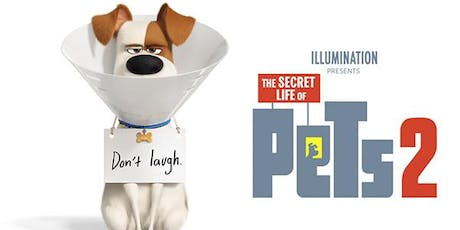 Women in California Leadership presents: The Secret Life of Pets 2 tickets