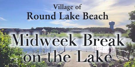 Jazzmen at Midweek Break on the Lake! tickets