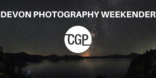DEVON PHOTOGRAPHY WEEKENDER