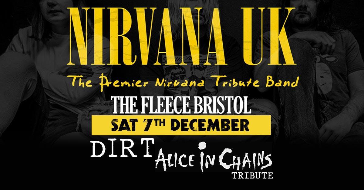 Nirvana UK  Dirt (Alice In Chains tribute)