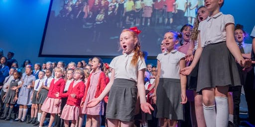 Salford's Big Sing Day 2019