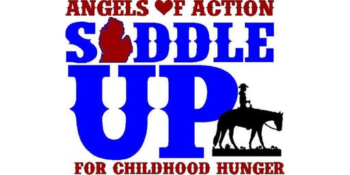Saddle Up For Childhood Hunger 2019