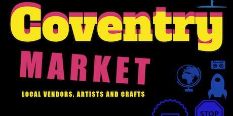 Coventry Market tickets