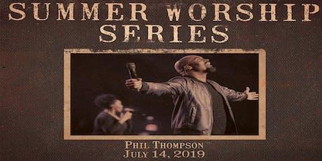TWC's Summer Worship Series   tickets