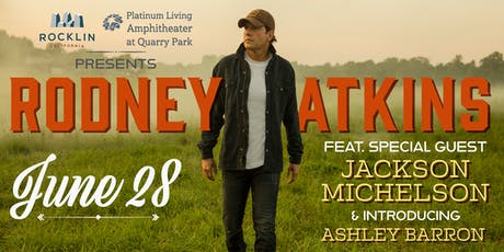 Country at the Quarry with Rodney Atkins tickets
