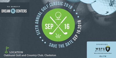 Sixth Annual Golf Classic