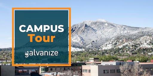 Galvanize Campus Education Group Tour - Boulder