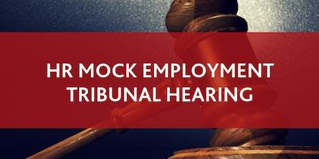 Mock Tribunal tickets