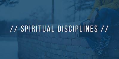 Spiritual Disciplines Growth Track