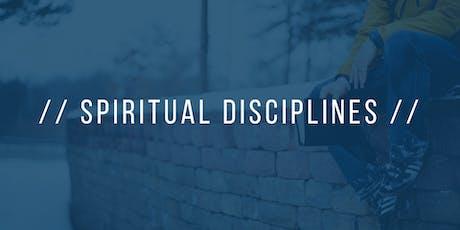Spiritual Disciplines Growth Track tickets