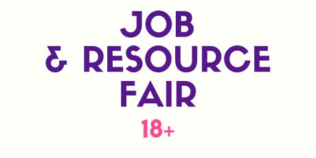 JOB & Resource Fair tickets