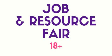JOB & Resource Fair